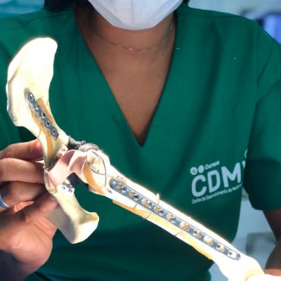 Curso de Atendimento Clínico do Paciente Ortopédico